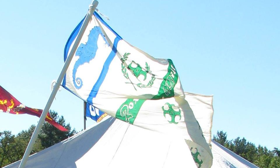 Shire of Roxbury Mill Flag